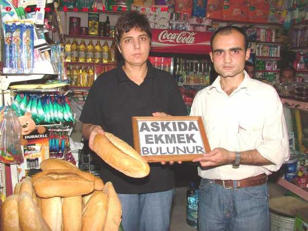 'Askıda ekmek' kampanyası destek bekliyor