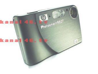 HP PhotoSmart R827 yalnız bırakmıyor