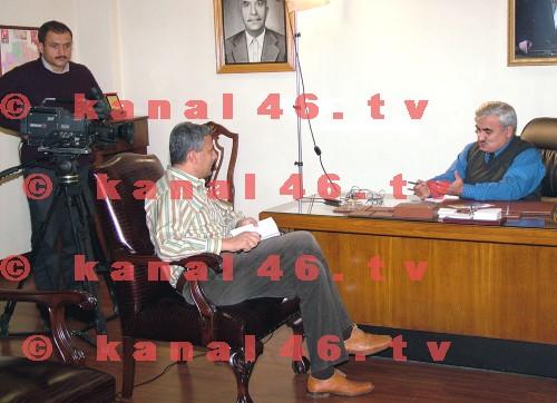 Gazeteci Şirin 10 Mart akşamı TRT 2'deydi