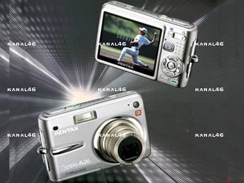 Fotoğraf makinesi ile DivX çekmek mümkün