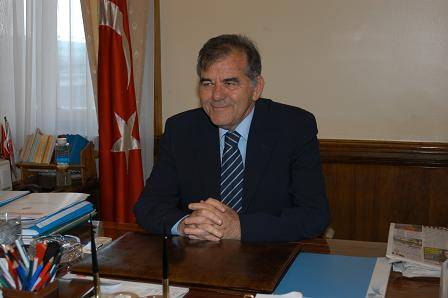 Meclis Genel Sekreteri Rauf Bozkurt DP'den aday