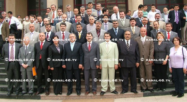 AKP bugün temayül yoklaması yapıyor