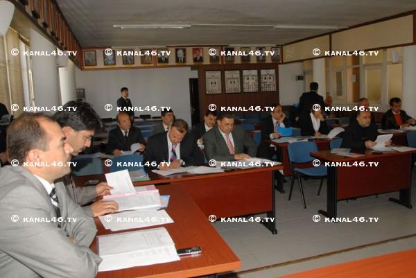 Belediyeler birliği meclis toplantısı yapılacak