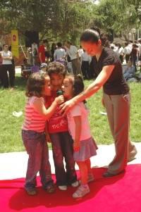 İl Milli Eğitim Müdürlüğü'nce 'Okul öncesi şenliği'