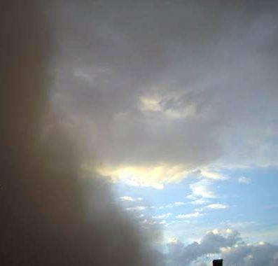 Güneydoğu'yu toz bulutları kapladı