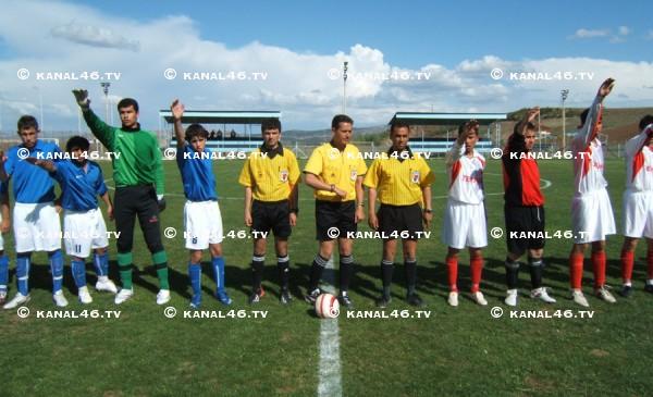 Belediyespor Türkiye Şampiyonluğu için Nevşehir'de