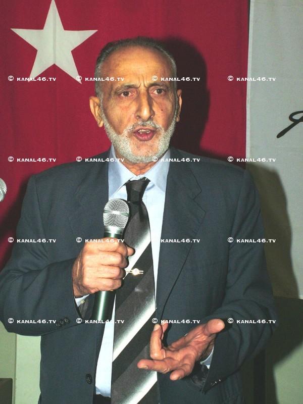 Gazeteci Şirin haklı çıktı ve Sezal aday olmadı!