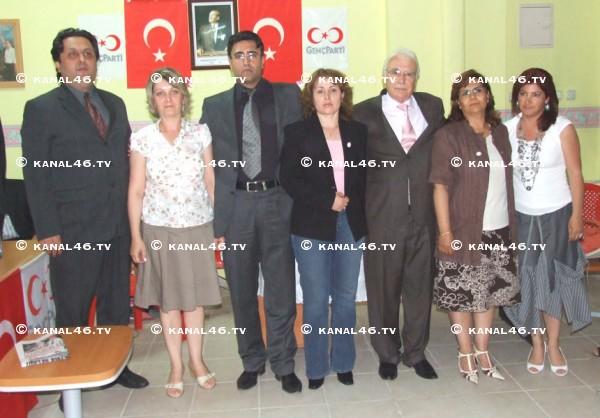 Genç Parti aday listesi