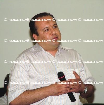 Milletvekili adayları KATSO'da görücüye çıktı