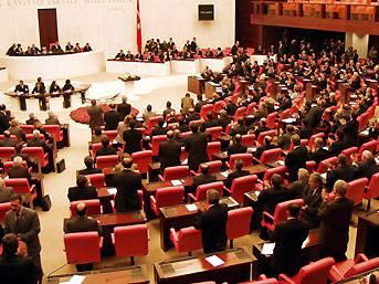 Meclis'in yüzde 68'i yenilendi