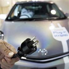 Elektrikli otomobile Alman gazı