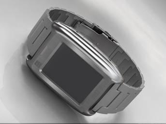 Kara Şimşek saati gibi cep telefonu: GM500