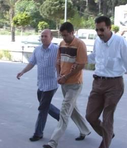 Cinayetten aranıyordu Manavgat'ta yakalandı!..
