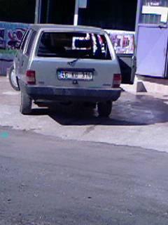 LPG'li araç patladı !