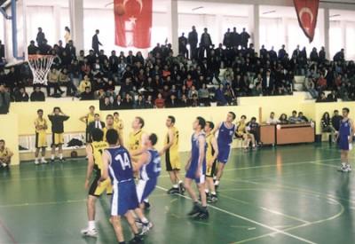 Erkekler Basketbol Bölgesel Ligi başladı