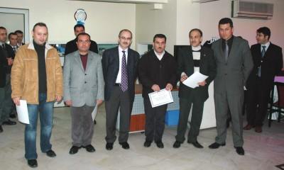 Valilik yerel basına seminer verdi