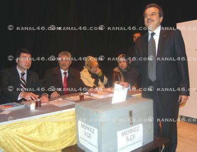 AK Parti'nin temayülü yapıldı