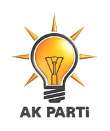 AK Parti'nin gayri resmi aday listesi!