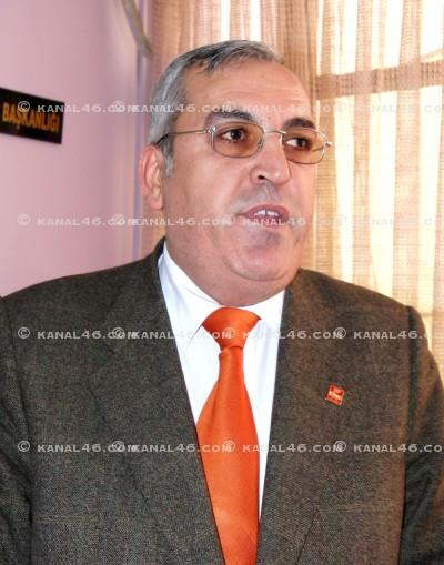 DP'nin adayı İlyas Fatih Kısacık