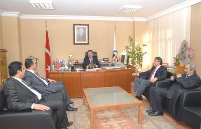 CHP'li Kabakçı'dan Poyraz'a ziyaret