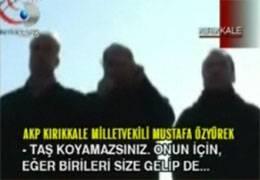 AKP'li vekilden seçmene tehdit