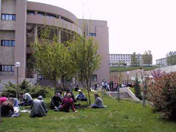 Bilkent Üniversitesi'nde canlı bomba patladı!