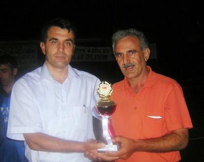 Mehmet Yakar 3. Halı Saha Futbol Turnuvası