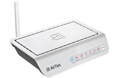 AirTies'tan kablosuz özgürlük
