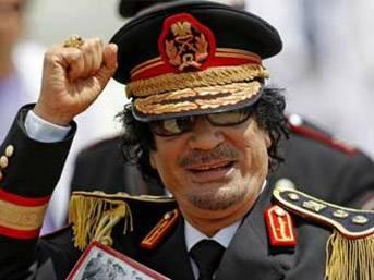 Kaddafi: 'Kürtlerin bağımsız devleti olmalı'