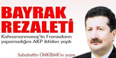 Emniyet'ten 'Bayrak Rezaleti' haberine açıklama!