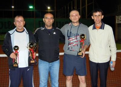 Tenis'in 1 numarası: Alaybeyoğlu