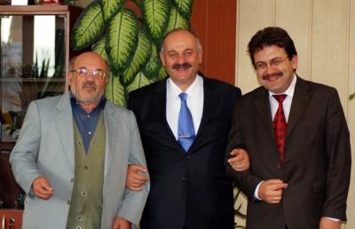 Alparslan ve Yakar'dan MEM Akgül'e ziyaret