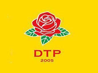 DTP'lilerden tehdit gibi açıklama!