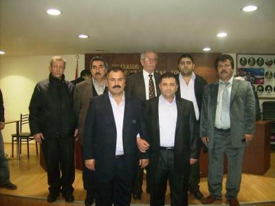 FLAŞ: Kasapların yeni başkanı Arifoğlu!
