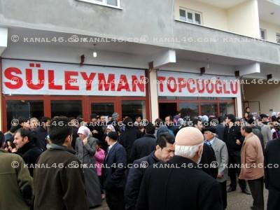 Tepkili Karacasu halkı yollara döküldü!