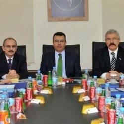 Doğu Akdeniz Kalkınma Ajansı toplandı...