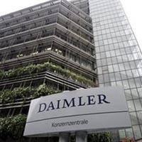 Alman devi Daimler'e rüşvet suçlaması!