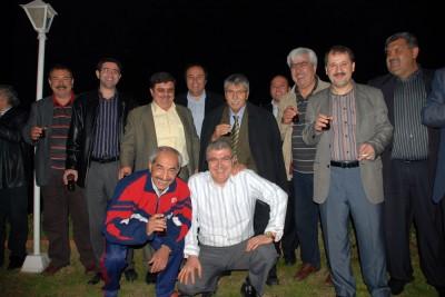 Bağ evi Tatlıbal'dan mangal keyfi Güvenç'ten!...