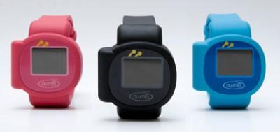 Dünyanın ilk GPS'li çocuk saati...