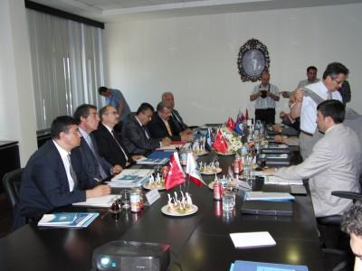 Doğu Akdeniz Kalkınma Ajansı toplantısı