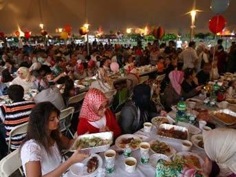 FLAŞ: Ramazan çadırları kaldırılıyor!..