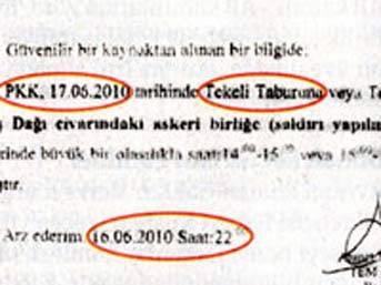FLAŞ: İşte Türkiye'yi ayağa kaldıracak şok belge!