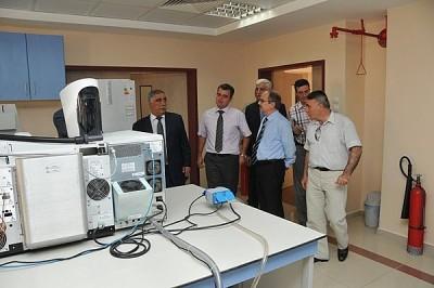 Suriyeli işadamları KATSO'daki toplantıya katıldı