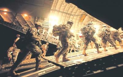 İşgalci ABD Irak'ı kaderine terk ediyor...