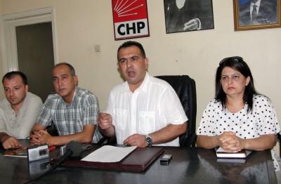 CHP: AKP'nin 12 Eylül tüccarlığına hayır!