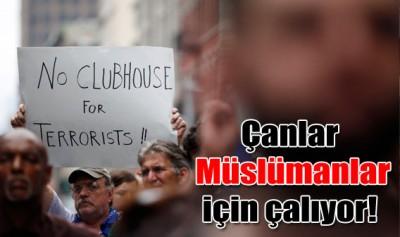 Çanlar Müslümanlar için çalıyor!