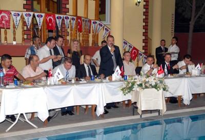 SANKO'dan ÇİMKO çalışanlarına iftar yemeği..