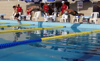 Türkiye Yüzme Şampiyonası'nda kulaç attılar!
