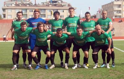 Kahramanmaraşspor - Kırklarelispor: 1-1