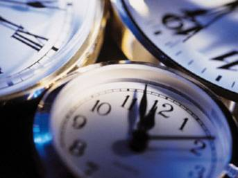 Yaz saati uygulaması ay sonunda sona eriyor!...